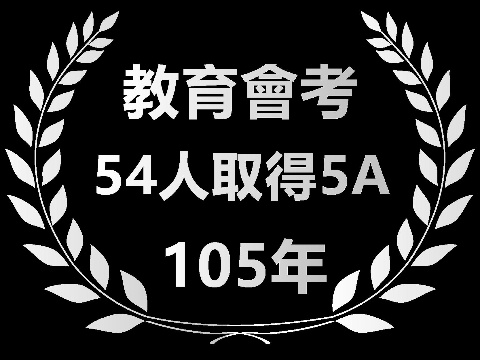 105榜單成就